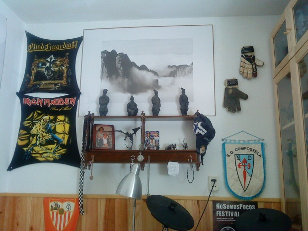 pared norte
